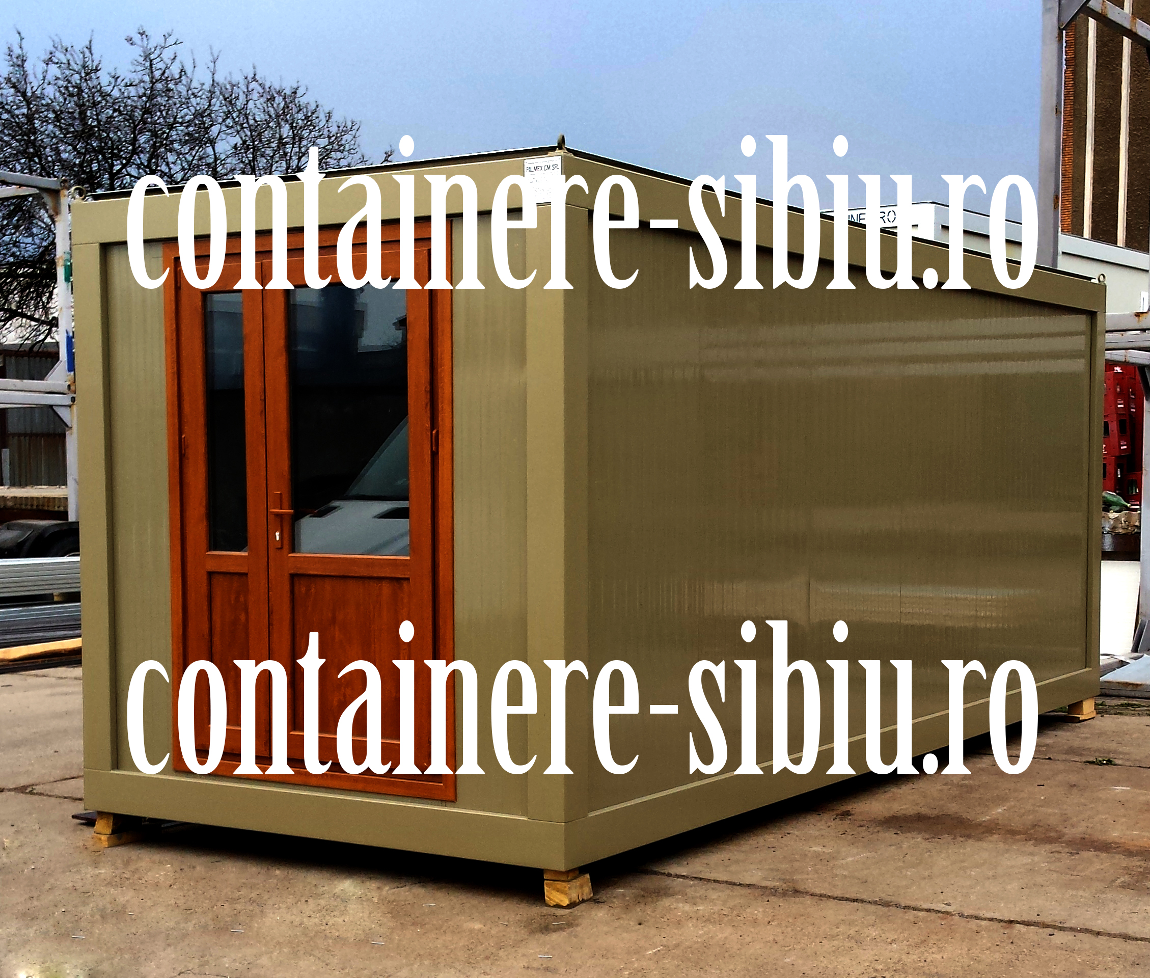 case din containere Sibiu