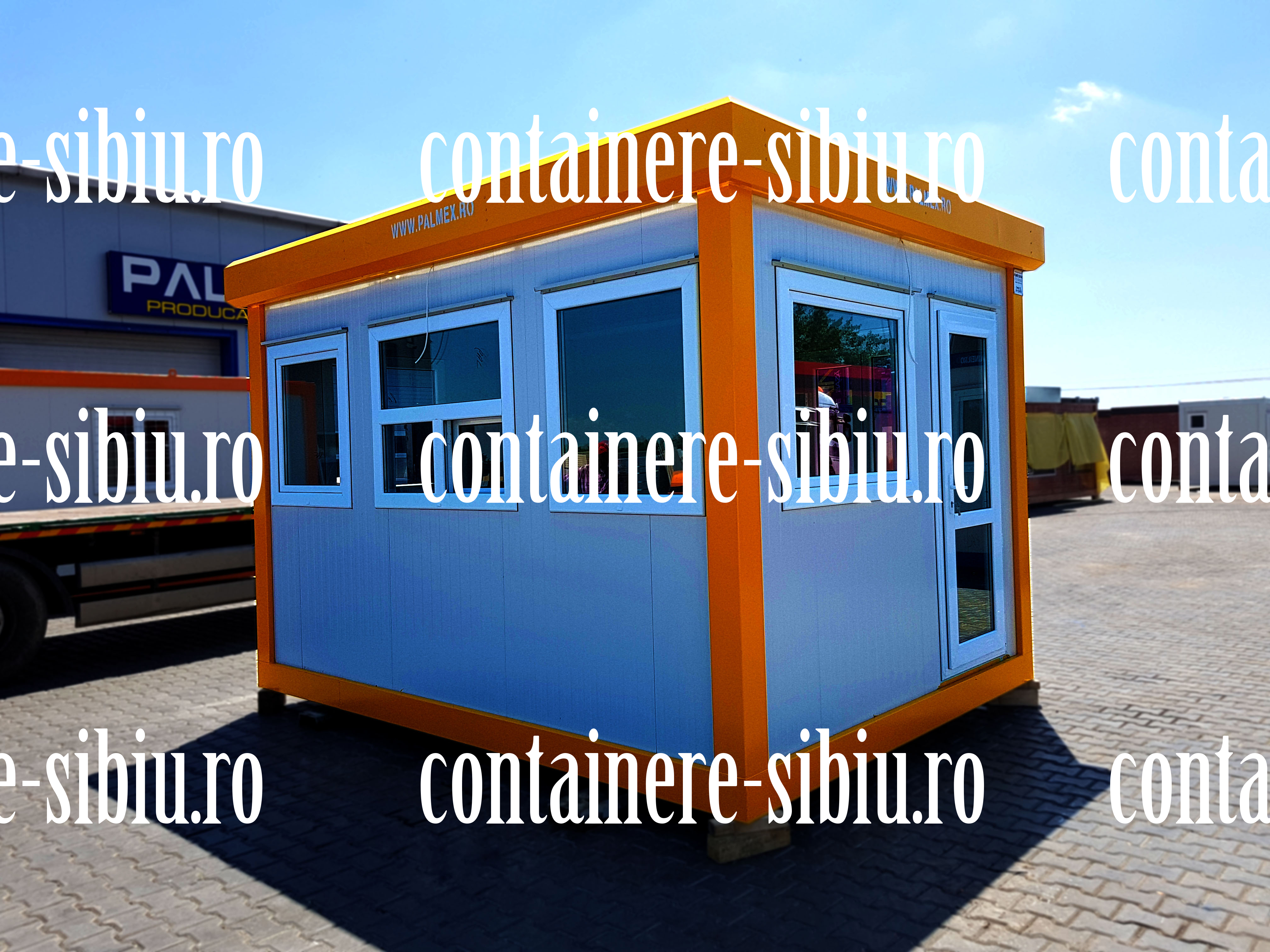 container bucatarie Sibiu