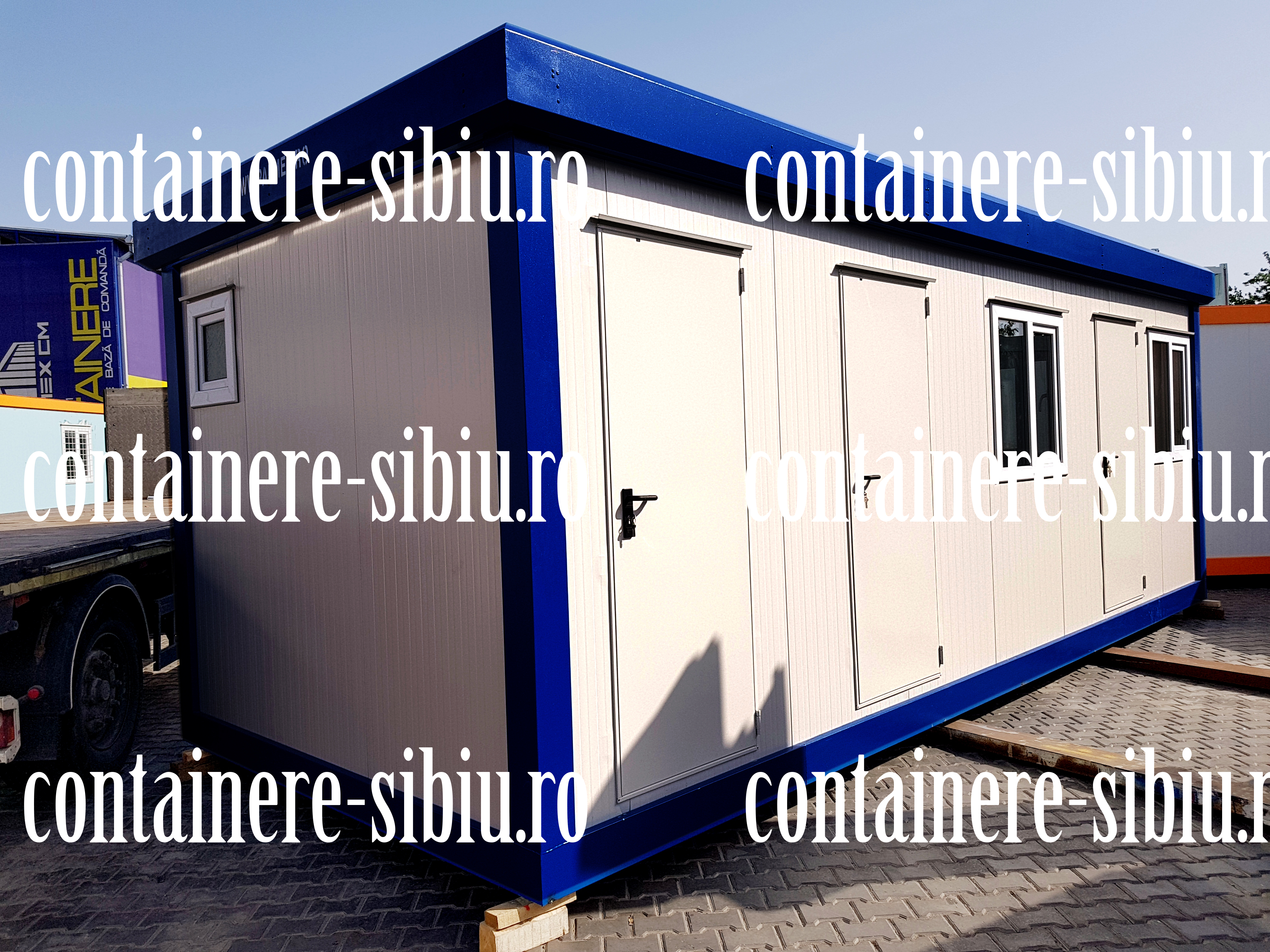 container Sibiu