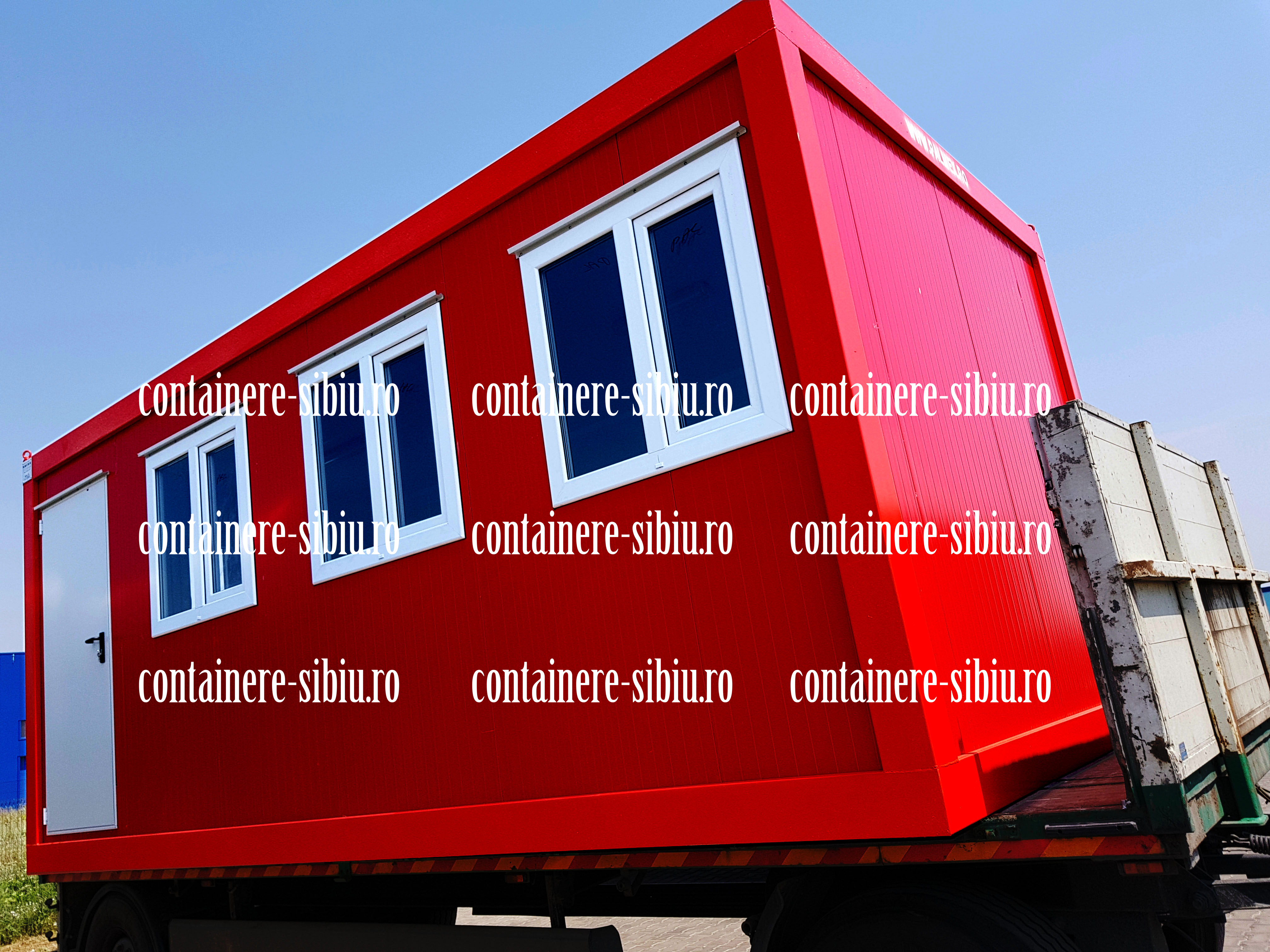 schelet container Sibiu