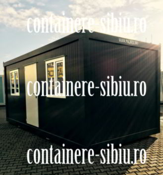 container dormitor second hand Sibiu