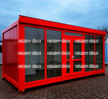 container pret second hand Sibiu