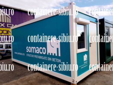 containere case Sibiu